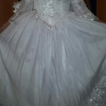 Продаю платье свадебное 46 размер длина 168-169, Екатеринбург