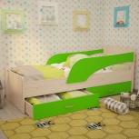 Кровать Кроха, 80*190 см, Лайм (ТМК), Екатеринбург