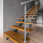 Лестница  в частный дом, Екатеринбург