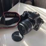 Фотоаппарат canon 1000d полный комплект для начина, Екатеринбург