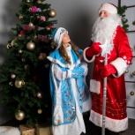 Дед мороз и снегурочка на новый год, Екатеринбург