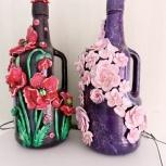 Декоративные бутылки, графины, Екатеринбург