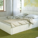 Интерьерная кровать Афина с подъемным механизмом (Ник-м), Екатеринбург