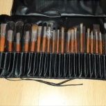 Кисточки для макияжа в кейсе 28шт, Екатеринбург