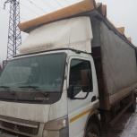 грузоперевозки 5 тонн , 6 метров, Екатеринбург