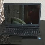 ноутбук HP Pavilion 15-r052sr черный, Екатеринбург