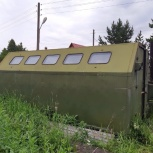 Кунг вагончик жилой (бытовка), Екатеринбург