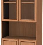Шкаф для книг  Арт. 207 (Гарун), Екатеринбург