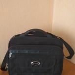 продаю мужскую сумку из текстиля, Екатеринбург