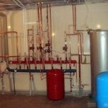 Монтаж систем отопления, водоснабжения, канализаци, Екатеринбург