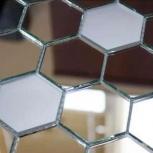 зеркальная мозаика соты, Екатеринбург