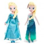 Эльза мягкая кукла. 40 см. Frozen., Екатеринбург
