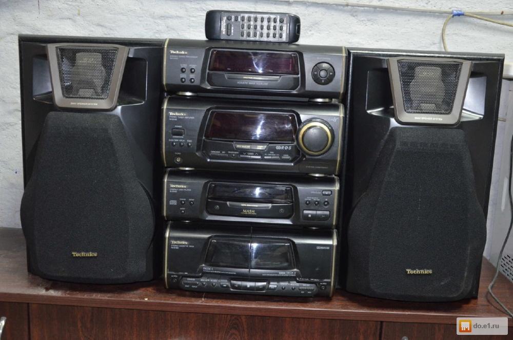 bb2a0a42926b Продам музыкальный центр Technics SL - EH500 б у Цена - 5500.00 руб ...
