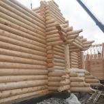 Изготовление срубов для дома и бани, Екатеринбург