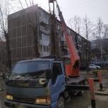 Автовышки от 15 до 45м и манипуляторы с монтажной корзиной, Екатеринбург