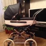 Inglesina Кожа (Италия) - стильная коляска-автолюлька, Екатеринбург