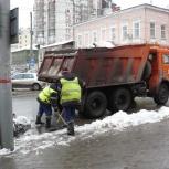 Уборка и вывоз снега (без наценок), Екатеринбург