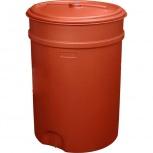 Бочка Тара пластиковая коническая 205 литров, Екатеринбург