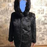 Жилетка из мутона тёплая женская, Екатеринбург