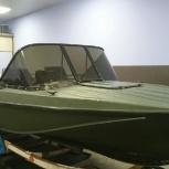 Стекло лобовое на лодку Казанка 5м, 5м2, 5м3, 5м4, Екатеринбург