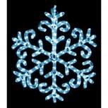 Панно световое 'Feron' (60 см) Снежинка 26701, Екатеринбург