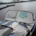 Лобовое, ветровое стекло для лодок, Екатеринбург