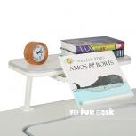 Полка для книг SS16 FunDesk Grey, Екатеринбург