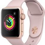 Часы Apple Watch Series 3 38 мм, Екатеринбург