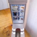 Продаю автомат для 3D очистки обуви, Екатеринбург