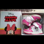 Кроссовки Minnie Mouse 23 15 см, Екатеринбург