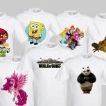 Наклейки и принты на футболки, Екатеринбург