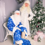 Дед Мороз и Снегурочка придут к вам в гости и подарят сказку!, Екатеринбург