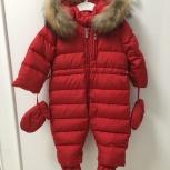 ILGufo (Италия) комбинезон детский зимний на девочку, Екатеринбург