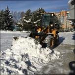 Чистка и погрузка снега на складах/пром территори, Екатеринбург