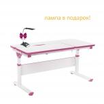 Регулируемая парта для школьника FunDesk Creare Pink, Екатеринбург