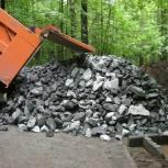 Доставка скального грунта самосвалами по Екатеринбургу, Екатеринбург
