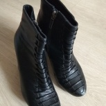 Кожаные женские ботинки, Екатеринбург