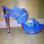 Туфли босоножки обувь женская 39 размер, Екатеринбург