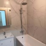 Ремонт ванной комнаты 2,6м2, Екатеринбург
