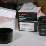 Объектив Canon EF 85mm f/1.8 USM, Екатеринбург