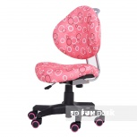Компьютерное кресло для девочки FunDesk SST5 Pink, Екатеринбург