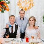 Ведущий + Диджей (DJ) на свадьбу, юбилей, выпускной, Екатеринбург