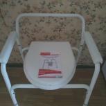 кресло-унитаз, Екатеринбург