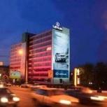 Наружная реклама, Екатеринбург