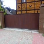 Откатные ворота Дорхан, Екатеринбург