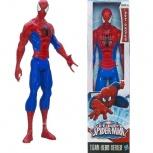 Человек паук игрушка супергероя титаны марвел от hasbro, Екатеринбург
