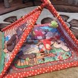 Детский развивающий коврик, Екатеринбург