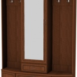 Шкаф для прихожей с зеркалом  арт. 600 (Гарун), Екатеринбург