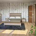 Модульная спальня Лакки МС-4 (Ник-м), Екатеринбург