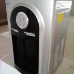 Кулер для воды lesoto 555 TD silver-black, Екатеринбург